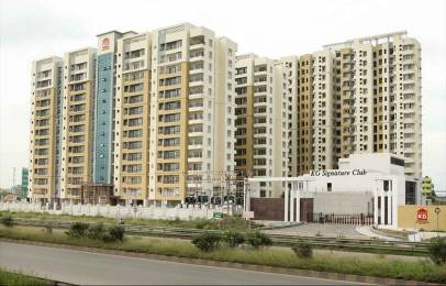 610 sqft, 1 bhk Apartment in KG Signature City Mogappair, Chennai at Rs. 32.8700 Lacs
