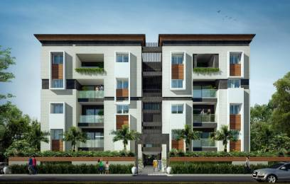 1242 sqft, 2 bhk Apartment in Adroit House of Ambal Nungambakkam, Chennai at Rs. 1.9300 Cr