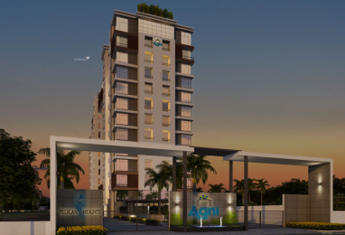980 sqft, 2 bhk Apartment in Agni Pelican Heights Pallavaram, Chennai at Rs. 50.9600 Lacs