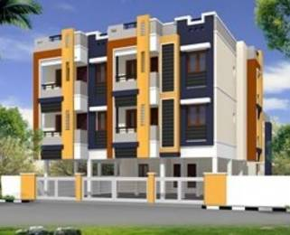 707 sqft, 2 bhk Apartment in CC Crystal Garden Pammal, Chennai at Rs. 24.7500 Lacs