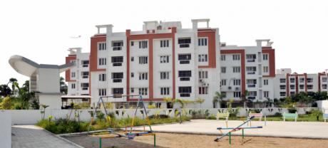 653 sqft, 1 bhk Apartment in Romaa Parradise Mevalurkuppam, Chennai at Rs. 24.1600 Lacs
