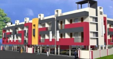 828 sqft, 2 bhk Apartment in MS Samta Velappanchavadi, Chennai at Rs. 36.5000 Lacs