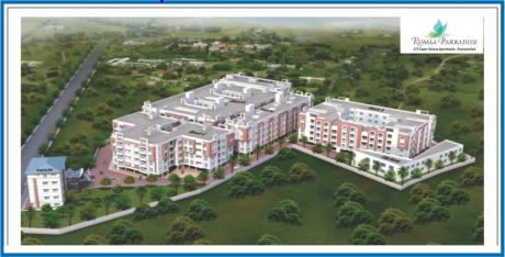 802 sqft, 2 bhk Apartment in Romaa Vibrant Paradise Poonamallee, Chennai at Rs. 28.0700 Lacs