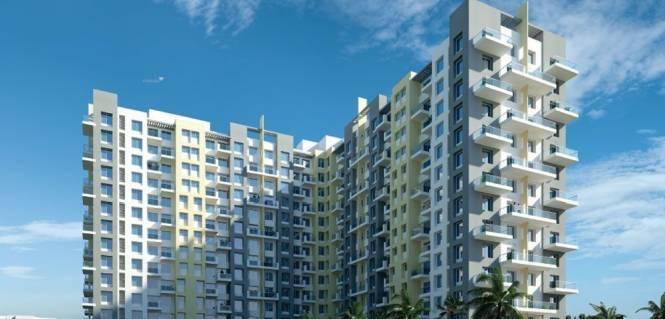 1050 sqft, 2 bhk Apartment in Kool Homes Panchamrut Ambegaon Budruk, Pune at Rs. 65.5100 Lacs