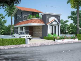 1000 sqft, 2 bhk Villa in Builder KALPAVRIKSH VILLAS Old Dhamtari Road, Raipur at Rs. 26.9000 Lacs