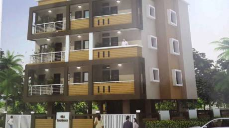 1017 sqft, 2 bhk Apartment in Builder Residency Apartment Wanadongri ct, Nagpur at Rs. 23.0000 Lacs