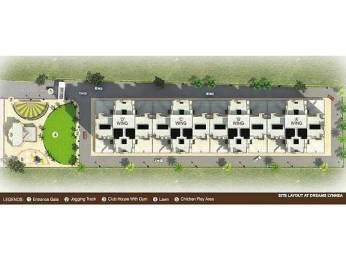 500 sqft, 1 bhk Apartment in Dreams Dreams Lynnea A B Wings Wagholi, Pune at Rs. 25.0000 Lacs