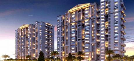 1080 sqft, 2 bhk Apartment in Karia Konark Virtue Mundhwa, Pune at Rs. 75.0000 Lacs