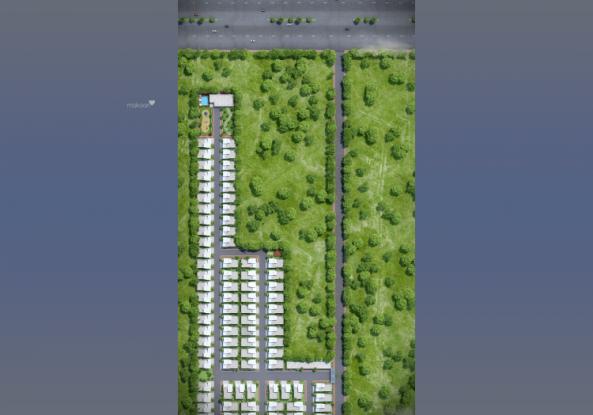 2985 sqft, 3 bhk Villa in Builder royal village Pragathi Nagar, Hyderabad at Rs. 1.5700 Cr