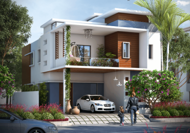 2985 sqft, 3 bhk Villa in Builder royal village Pragathi Nagar, Hyderabad at Rs. 1.5700 Cr