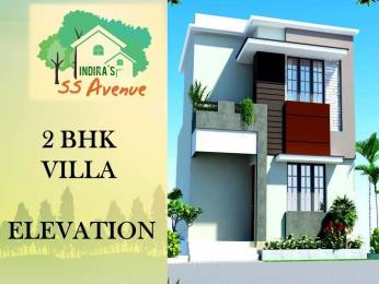 1200 sqft, 2 bhk Villa in Builder Indiras SS AVENUE MANIMAGALAM Manimangalam, Chennai at Rs. 36.0000 Lacs