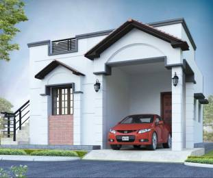 1280 sqft, 3 bhk Villa in Builder Indiras Sun Ville Mannivakkam, Chennai at Rs. 72.0000 Lacs