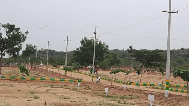 1350 sqft, Plot in Builder GOLDEN PATH Kardhanur, Hyderabad at Rs. 20.2500 Lacs