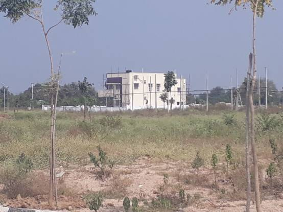 1350 sqft, Plot in Builder GOLDEN PATH Nandigama, Hyderabad at Rs. 20.2500 Lacs