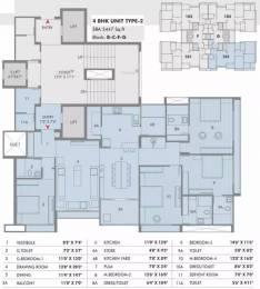 3447 sqft, 4 bhk Apartment in Addor Cloud 9 Ambavadi, Ahmedabad at Rs. 2.0682 Cr