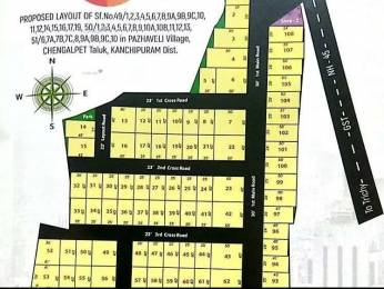 1000 sqft, Plot in Builder Indiras GRAND CITY chengalpattu Chengalpattu, Chennai at Rs. 10.0000 Lacs