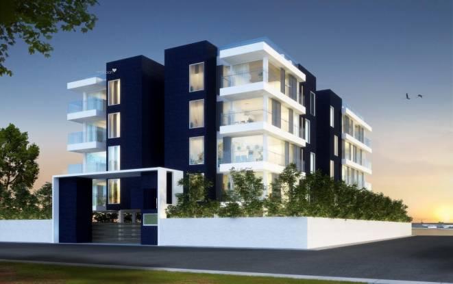 1781 sqft, 3 bhk Apartment in Builder Project Thiruvanmiyur, Chennai at Rs. 2.6715 Cr