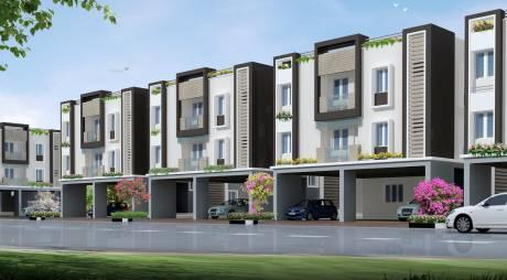 1012 sqft, 2 bhk Apartment in Builder Lifetime Apartment For Sale Ambattur, Chennai at Rs. 44.5179 Lacs