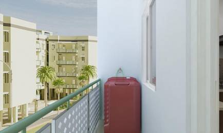 533 sqft, 2 bhk Apartment in Builder Project Avadi, Chennai at Rs. 17.3225 Lacs