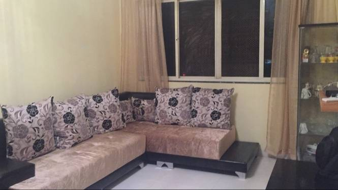 970 sqft, 2 bhk Apartment in Karia Builders Konark Pooram Kondhwa, Pune at Rs. 58.0000 Lacs