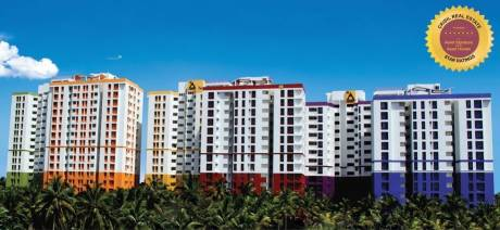 1098 sqft, 2 bhk Apartment in Asset Signature Kazhakkoottam, Trivandrum at Rs. 52.0000 Lacs