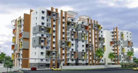 1625 sqft, 3 bhk Apartment in Modi Mayflower Grande Mallapur, Hyderabad at Rs. 61.8600 Lacs
