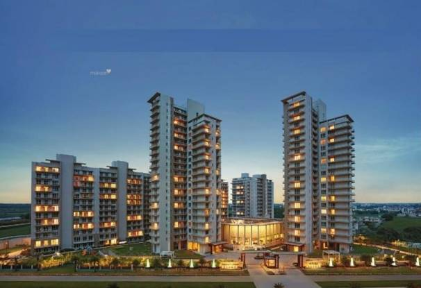 2237 sqft, 3 bhk Apartment in Puri Diplomatic Greens Sector 110A, Gurgaon at Rs. 1.9000 Cr