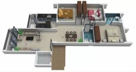 1350 sqft, 3 bhk Apartment in Sambhav Stavan Arise Vejalpur Gam, Ahmedabad at Rs. 57.0000 Lacs