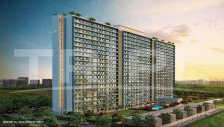 710 sqft, 1 bhk Apartment in Godrej The Suites PI, Greater Noida at Rs. 50.0000 Lacs