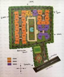 770 sqft, 1 bhk Apartment in Avenue Jewel Residency Niranjanpur, Dehradun at Rs. 28.0000 Lacs