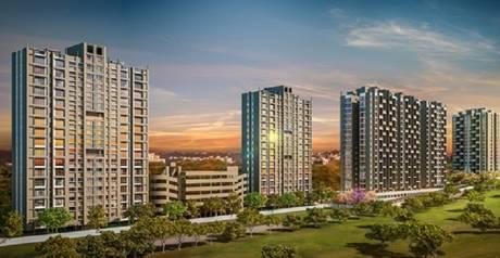 1023 sqft, 2 bhk Apartment in Goel Ganga Acropolis Sus, Pune at Rs. 70.0000 Lacs