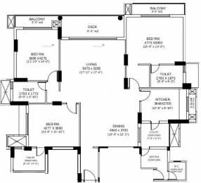 2500 sqft, 3 bhk Apartment in Shipra Srishti Ahinsa Khand 1, Ghaziabad at Rs. 1.4000 Cr