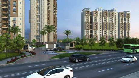 1080 sqft, 3 bhk Apartment in Excella Kutumb Bakkas, Lucknow at Rs. 28.0800 Lacs