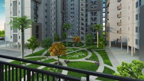 1095 sqft, 3 bhk Apartment in Excella Kutumb Bakkas, Lucknow at Rs. 28.4700 Lacs