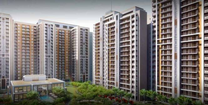 2460 sqft, 4 bhk Apartment in Rishita Manhattan Gomti Nagar Extension, Lucknow at Rs. 89.7900 Lacs