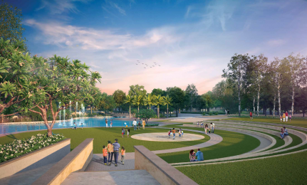 2160 sqft, Plot in Builder Pintail park city Ahmamau Lucknow U P Sultanpur Road, Lucknow at Rs. 56.4000 Lacs