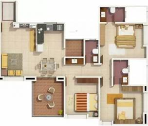 1530 sqft, 3 bhk Apartment in Rachana Bella Casa Sus, Pune at Rs. 20000