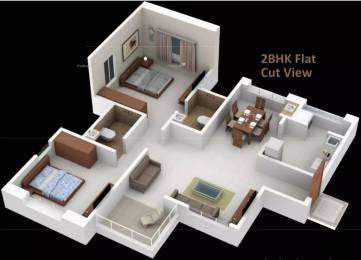 1069 sqft, 2 bhk Apartment in Landmark Landmark Exotica Pashan, Pune at Rs. 20000