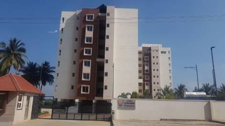 1370 sqft, 2 bhk Apartment in Prasiddhi Commanders Pinnacle Bagaluru Near Yelahanka, Bangalore at Rs. 55.0000 Lacs