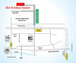 360 sqft, 1 bhk Villa in Builder KRISHNA ENCLAVE Greater Noida West, Greater Noida at Rs. 12.5000 Lacs
