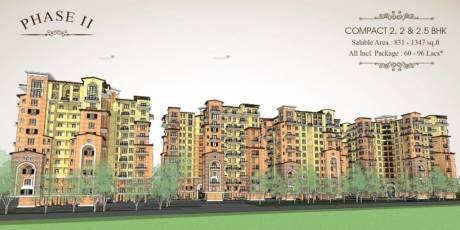 1074 sqft, 2 bhk Apartment in Atul Westernhills Sus, Pune at Rs. 77.2000 Lacs
