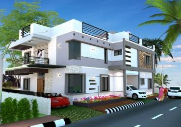 1366 sqft, 3 bhk Villa in KGC Kahlon Garden City Vrindavan Yojna, Lucknow at Rs. 49.5000 Lacs
