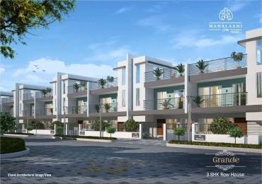 1896 sqft, 3 bhk IndependentHouse in Gruhlaxmi Mahalaxmi City Phase 1 Bhokara, Nagpur at Rs. 67.7820 Lacs