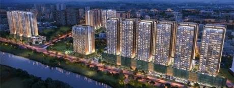 1371 sqft, 3 bhk Apartment in Duville Riverdale Heights Kharadi, Pune at Rs. 1.1500 Cr