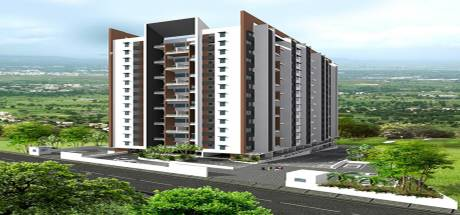 913 sqft, 2 bhk Apartment in Oxford Paradise Sus, Pune at Rs. 55.0000 Lacs