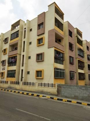1120 sqft, 2 bhk Apartment in MSK Lakvin Shelters Rajarajeshwari Nagar, Bangalore at Rs. 35.2000 Lacs