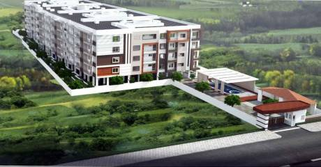 1225 sqft, 3 bhk Apartment in Builder Project Nagarbhavi, Bangalore at Rs. 51.4500 Lacs
