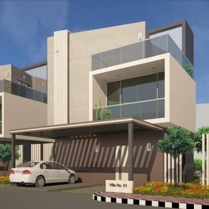 2400 sqft, 3 bhk Villa in Sark Garden Villas Mokila, Hyderabad at Rs. 95.0000 Lacs