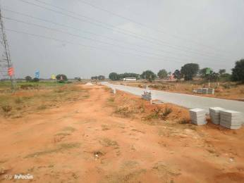 1620 sqft, Plot in Builder Near Bangalore Highway Mansanpally Highway, Hyderabad at Rs. 23.4000 Lacs