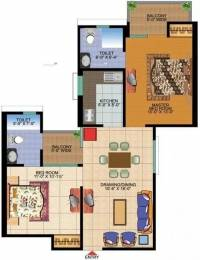 990 sqft, 2 bhk Apartment in Value Meadows Vista1 Raj Nagar Extension, Ghaziabad at Rs. 19.0000 Lacs